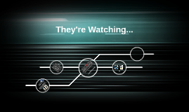 They're Watching...
