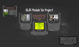 06.05 Module Six Project