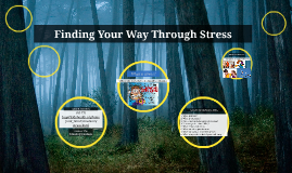 Finding Your Way Through Stress