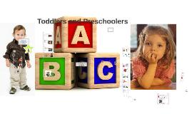 Copy of Copy of Growth and Development in Preschool Children