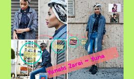Yunalis Zarai ~ Yuna