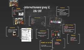 Informatieavond groep 5C