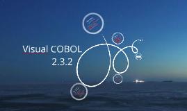 Visual COBOL 2.3.2