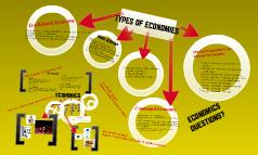 Economics Lecture I