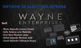 Copy of INFORME DE AUDITORÍA INTERNA