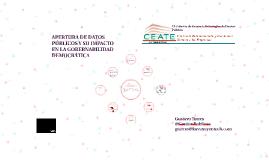 Apertura de Datos Públicos y su impacto en la Gobernabilidad democratica