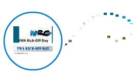 VWA Kick-Off-Day