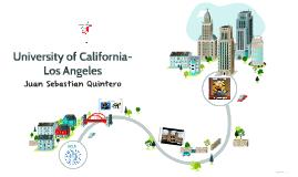 University of California- Los Angeles