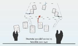 Decreto 302 del 20/02/15