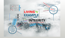 Living by Example - with Integrity