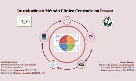 Introdução ao Método Clínico Centrado na Pessoa
