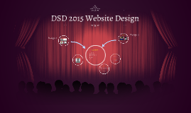 DSD 2015 Website Design