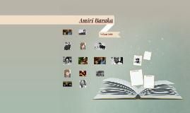 Poet Project: Amiri Baraka