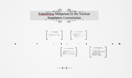 Fukushima Mitigation by the Nuclear Regulatory Commission