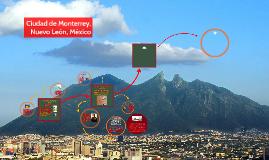 Copy of Ciudad de Monterrey
