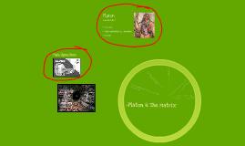 Matrix & Platon