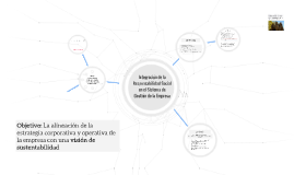 Integracion de la Responsabilidad Social en el Sistema de Ge