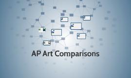AP Art Comparisons