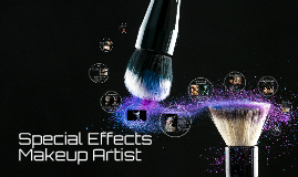 Copy of Special Effects Makeup Artist