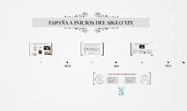 ESPAÑA EN EL SIGLO XIX (BACH)