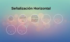 Señalización Horizontal