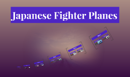 Japanese Air Fighters