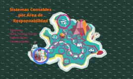 Sistemas Contables por Área de Responsabilidad