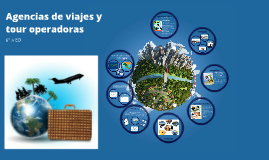 Copy of Agencias de viajes y tour operadoras