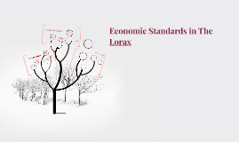 Copy of Economic Standards in The Lorax