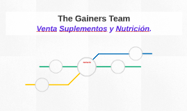 The Gainers Team