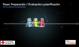 RCF - Planificacion / Evaluacion