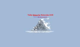 Taller Simce Cs. Naturales 2015