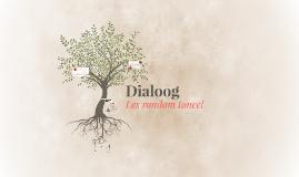 Les rondom toneel: dialoog