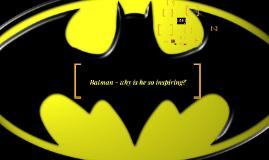 Psychology of Batman