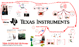 TIDA-00293 DLP 3D Printer