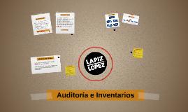 Auditoría e Inventarios - 14-03