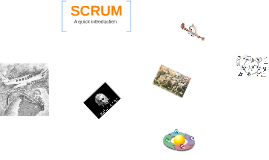 SCRUM - a quick introduction
