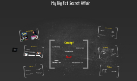 Copy of My Big Fat Secret Affair
