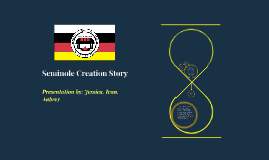 Seminole Creation Story
