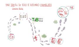 INS TiB 1r ESO E REUNIÓ FAMÍLIES/TUTORA