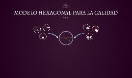 modelo hexagonal para la calidad