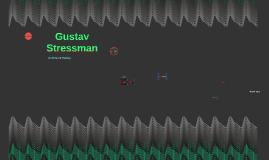 Gustav Stressman - OCR GCSE