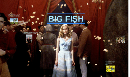 Big fish inglés