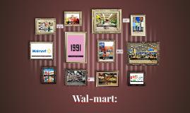 Wal-mart de México y Centroamérica.