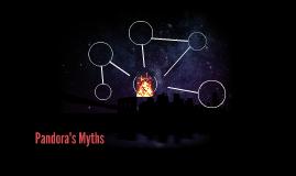 Pandora's Myths
