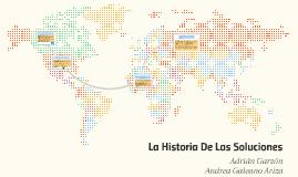 La Historia De Las Soluciones