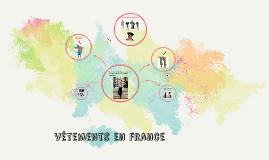 vêtements en France