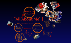 """All About Me"""