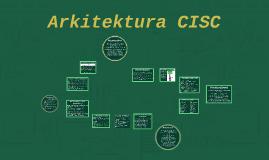 Arkitektura CISC