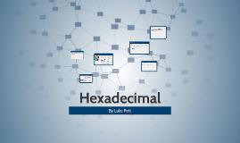 Hexdecimal